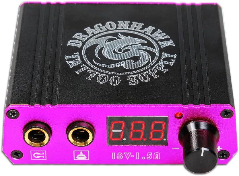 Dragonhawk LCD Dual