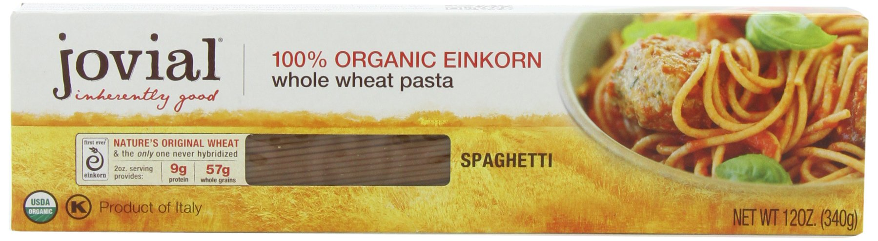Amazon.com : Jovial Foods Organic Einkorn Flour, 32.0