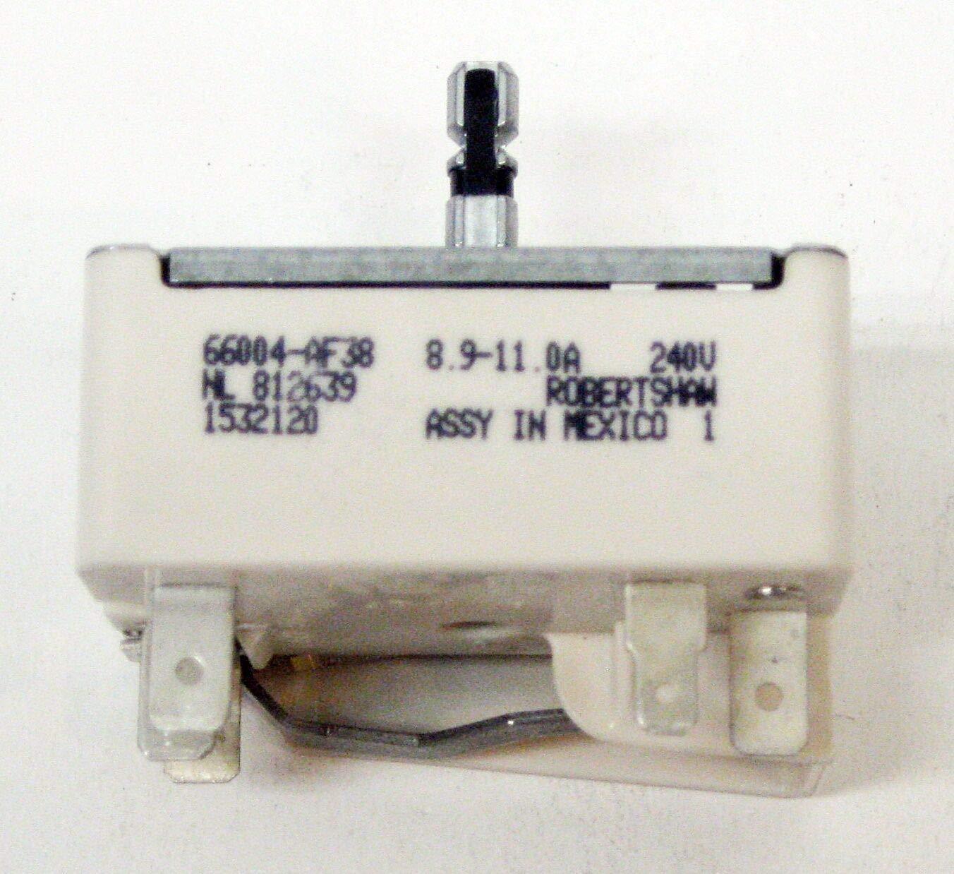 Whirlpool WP3148953 Range Burner Infinite Control Switch