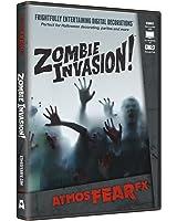 AtmosFEARfx Zombie Invasion! Halloween Digital Decorations DVD