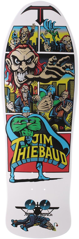 SANTA SKATEBOARD MONICA AIRLINES [サンタモニカエアライン] JIM HOSOI THIEBAUD JOKER LTD REISSUE THIEBAUD 10.0 SKATEBOARD DECK CHRISTIAN HOSOI スケートボード 10.0