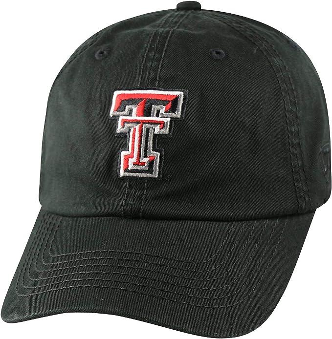 NEW TEXAS TX CAP HAT ROUND BLACK