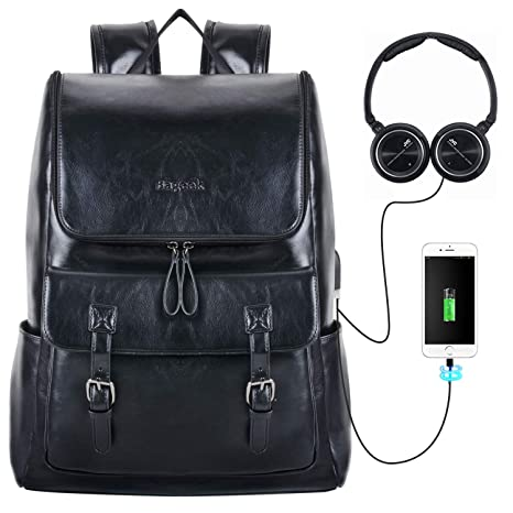 150397243a2b79 Amazon.com: Bageek Backpack for Men, 15.6