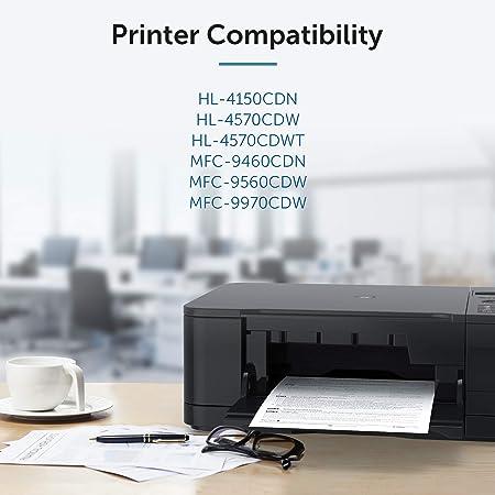 CDWT hl-4570-cdw 4x europcart Toner XXL Compatibile Per Brother hl-4570