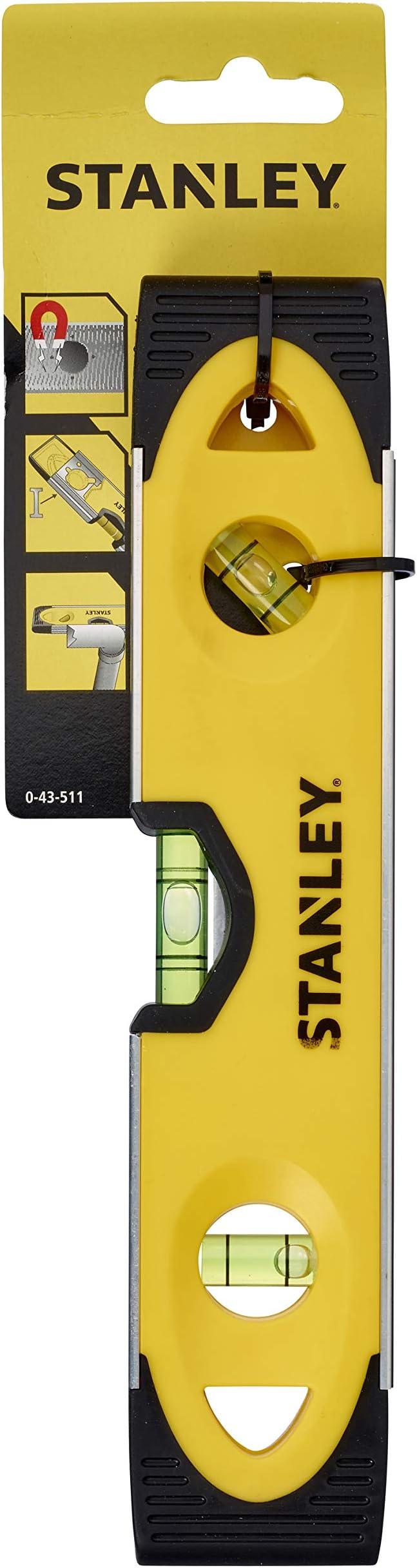 """Stanley 9/"""" Bulle Magnétique Niveau 0 43 511 043511 outil professionnel"""