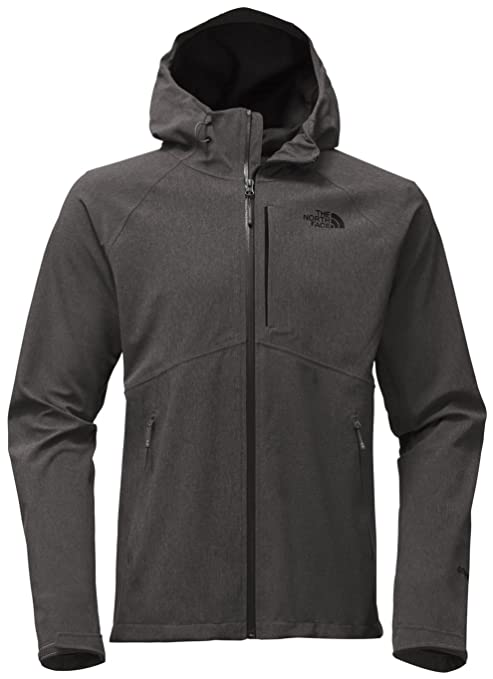 cbb9d1676173 The North Face Apex Flex GTX Jacket - Men s TNF Dark Grey Heather Medium   Amazon.ca  Sports   Outdoors