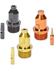 HomeRight C900110 Spray Tip Multi Pack for Super Finish Max, Orange, Yellow, Black