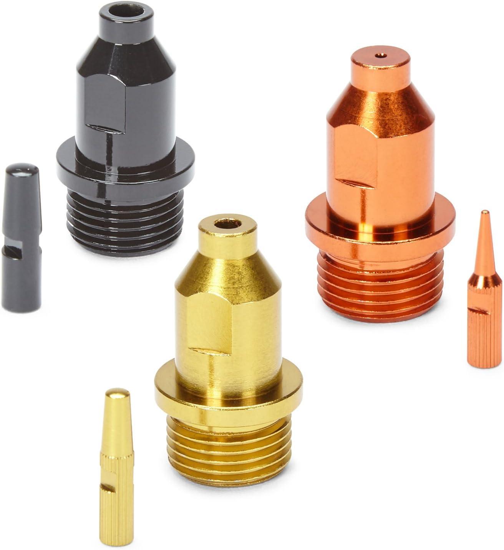 HomeRight C900110 Spray Tip Multi Pack for Super Finish Max (Orange, Yellow, Black), 3 Piece