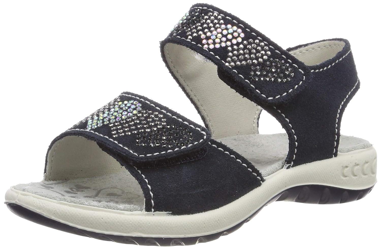 Sandals Lurchi Girls Fashion Sandals Grey Beige