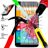 Logicom L-ement 401 4G filtre protecteur d'écran INVISIBLE & INRAYABLE vitre INCASSABLE pour Smartphone 3G 4G L-ement 401