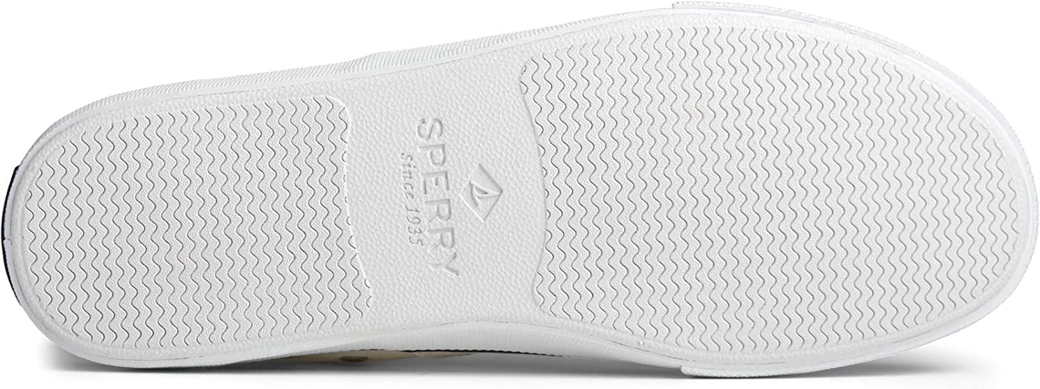 Sperry Top-Sider Men's Striper Ii CVO Washed Red Trainers Sw White