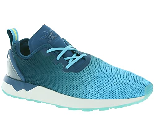 finest selection 16d56 148d9 ... closeout adidas zx flux adv asymmetric s79056 blue glow uk 7.5 eu 41  4954f 80280
