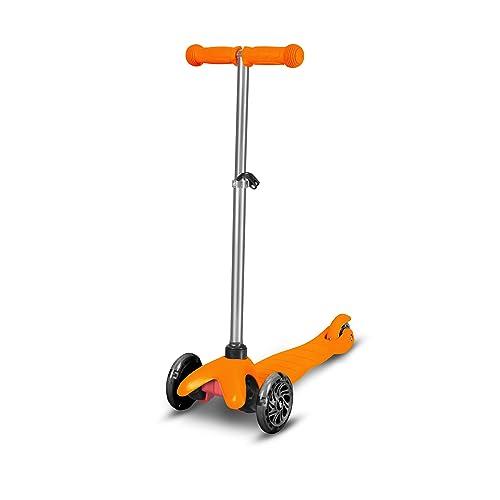 Buddy Toys - Trottinette, Bpc 4113, Orange