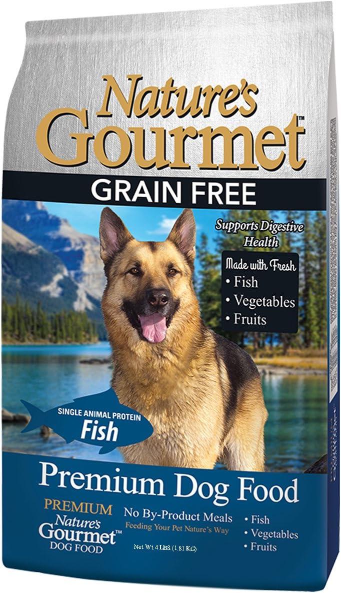 Nature's Gourmet Dog Food, Premium Grain Free Adult Dry Dog Food