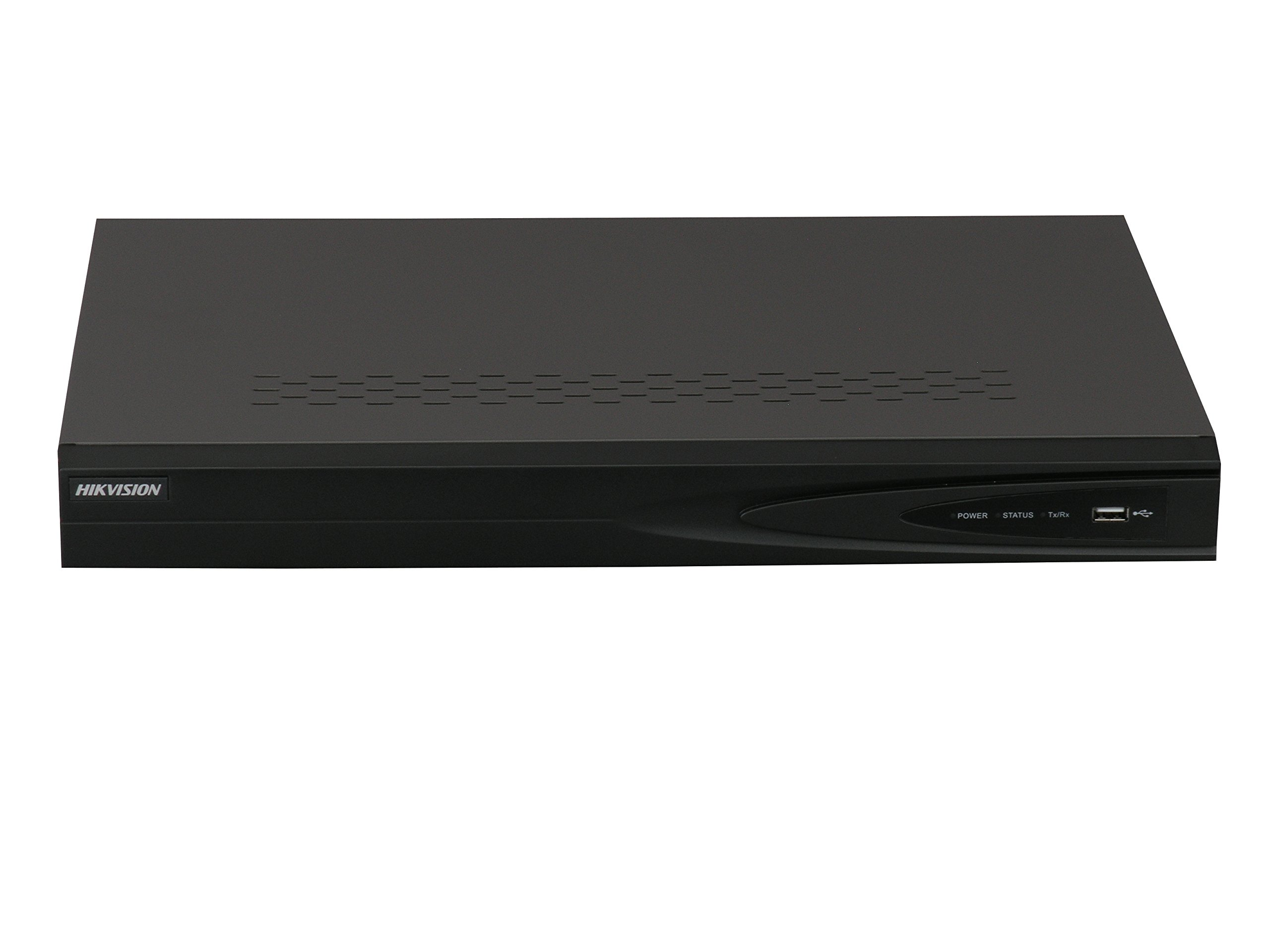 HIKVISION DS-7604NI-E1/4P 4CH PoE NVR Network Video Recorder with up to 5MP Resolution Recording Includes a 1TB Hard Drive by Hikvision (Image #1)