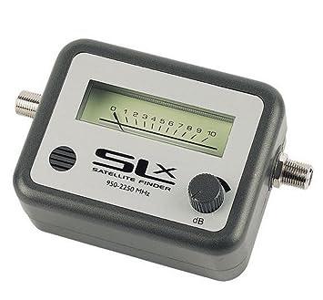 SLx Satellite Finder