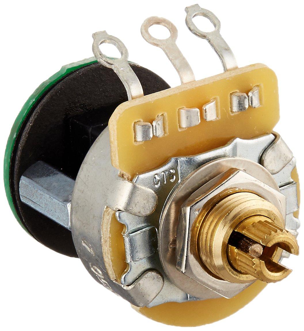 Fender パーツ S-1™ 250K Switch/Pot for Strat  ポット B00LJY35QW