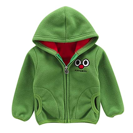 Little Kids Winter Warm Coat,Jchen(TM) Fashion Toddler Baby Little Boy Girl