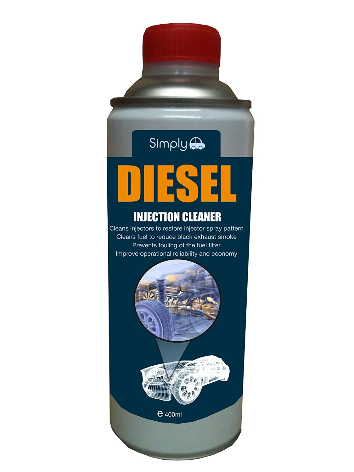Simply Dic1 Diesel Injector Cleaner Amazon Car Motorbike