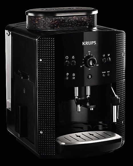 Krups EA8108KA Cafetera superautomática: Amazon.es: Hogar