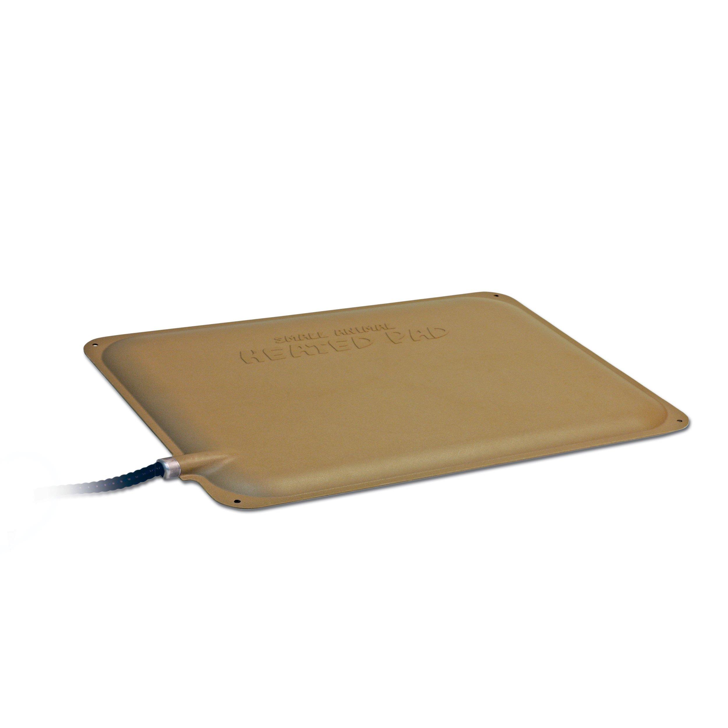 K&H Pet Products Thermo-Peep Heated Pad Tan 9'' x 12'' 25W