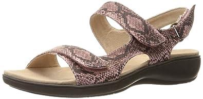 Trotters Women's Kip Slide Sandal, Pink, ...