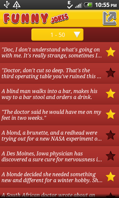 Download jokes for android, jokes 1. 0 download.
