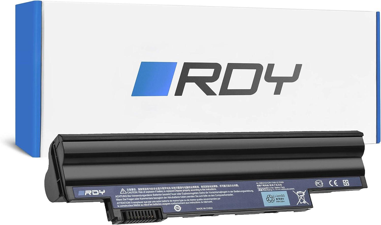 RDY Batería AL10A31 AL10B31 AL10G31 para Acer Aspire One 522 722 D255 D257 D260 D270