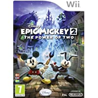 Nintendo Wii Disney Epic Mickey 2 - NINTENDO