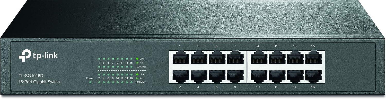 TP-Link 16ポート TL-SG1016D