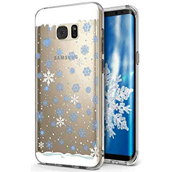 coque bumper transparent galaxy s6