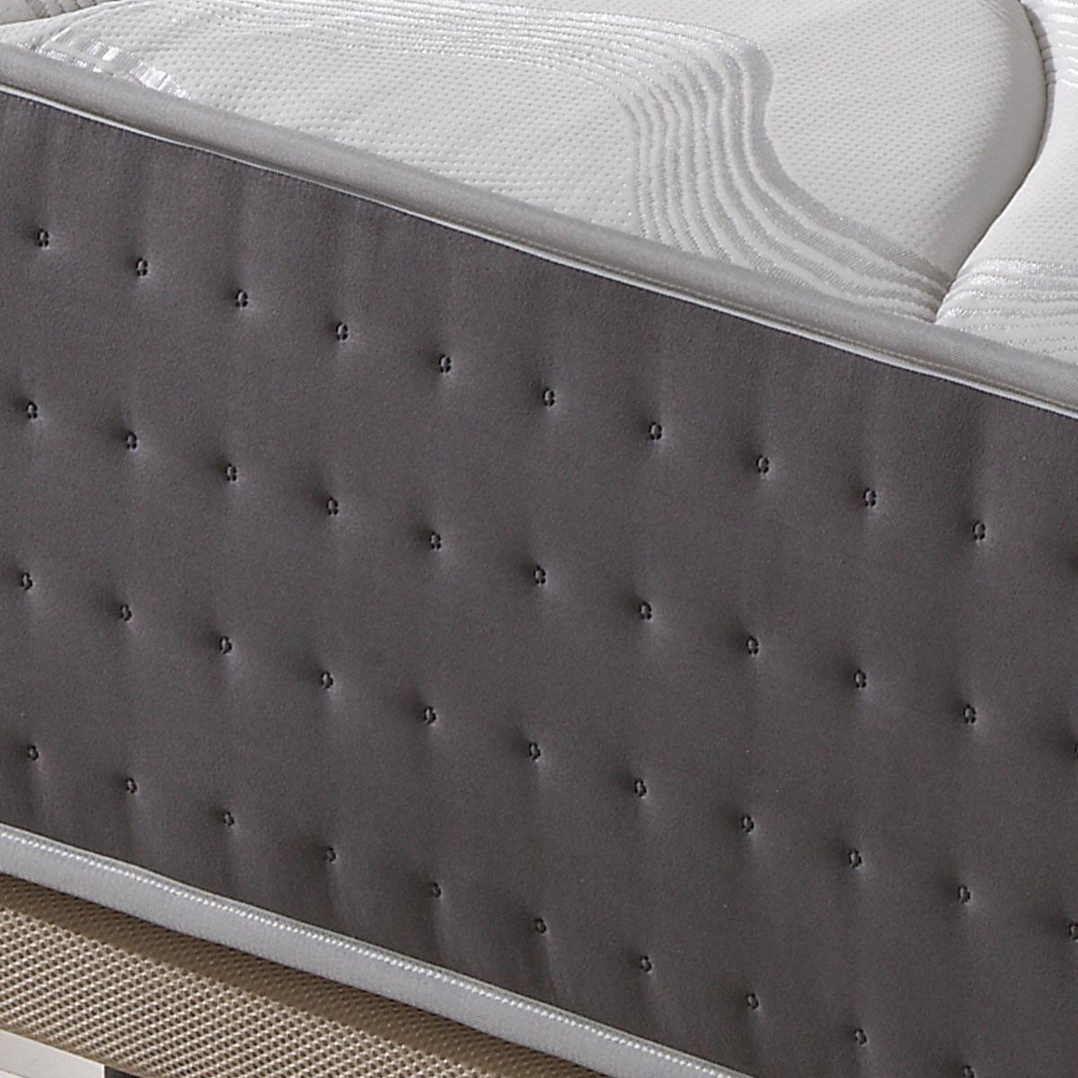 Zeng - Royal grafeno colchón de Espuma con Efecto Memoria, Reina 60 x 80 cm: Amazon.es: Hogar