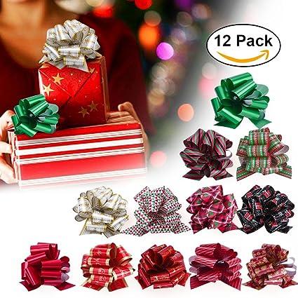 Lazos para decoración y regalos de Navidad, boda, arte y ...