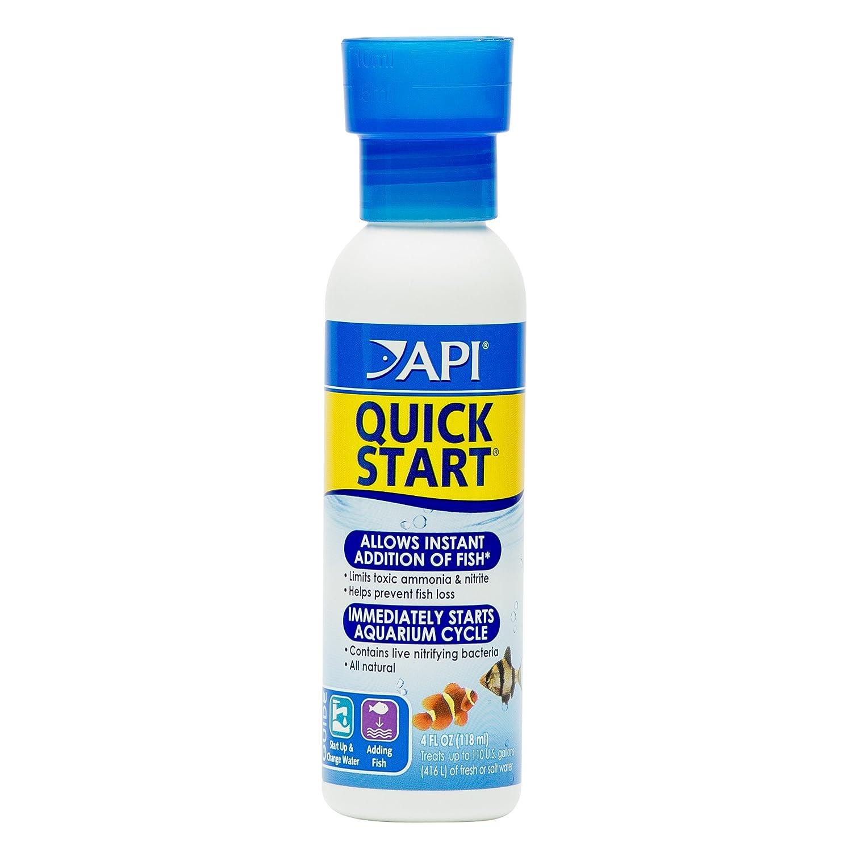 Fish tank quick cycle - Amazon Com Api Quick Start Water Conditioner For Aquariums 16 Ounce Aquarium Treatments Pet Supplies