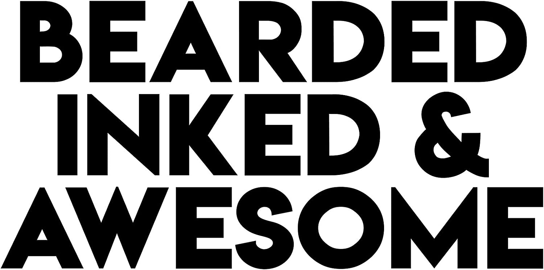 Subblime Bearded Inked /& Awesome Youth T-Shirt