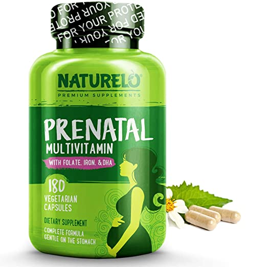 NATURELO Prenatal Multivitamin