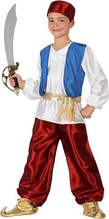 Atosa-98591 Disfraz Árabe, 5 a 6 años (98591): Amazon.es: Juguetes ...
