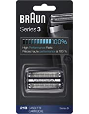 Braun 21B Shaver Replacement Part, Black