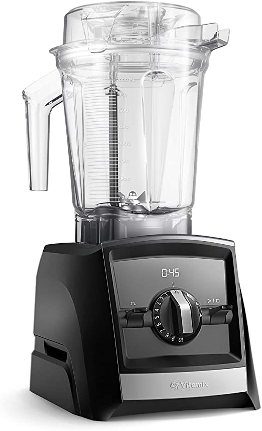 Vitamix Ascent 2500i Batidora vaso, 1400 W, 2 litros, Libre BPA ...