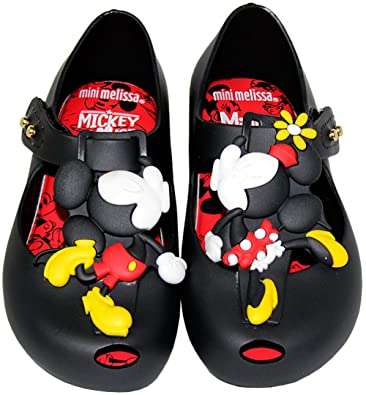 78eb1019a Amazon.com | Mini Melissa Baby Girl's Mini Ultragirl + Disney ...