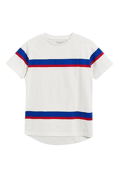 fd79cfadd next Niños Pack De Dos Camisetas Rayas (3-16 Años)  Amazon.es  Ropa ...