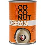 Spiral Foods Organic Coconut Cream 400 ml