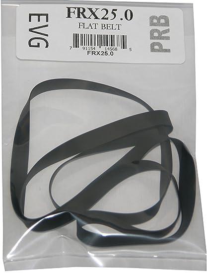 Amazon.com: PRB frx25.0 Cinturón para tocadiscos, Sanyo tp ...