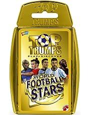 Top Trumps 32155 WFS Gold Case, Multi-Colour