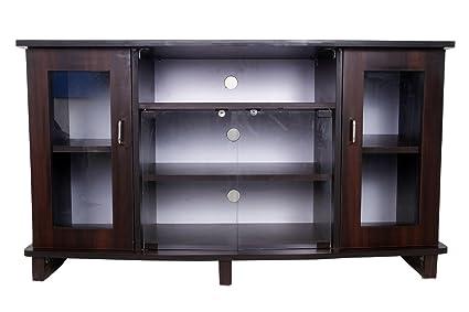 Superieur Generic LED TV Entertainment Unit, Wood