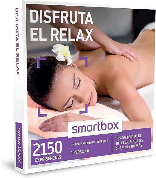 SMARTBOX - Caja Regalo - DISFRUTA EL RELAX - 2150 Tratamientos de ...