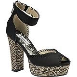 Amazon.com | Ed Hardy Women's Bootstrap Boot | Mid-Calf