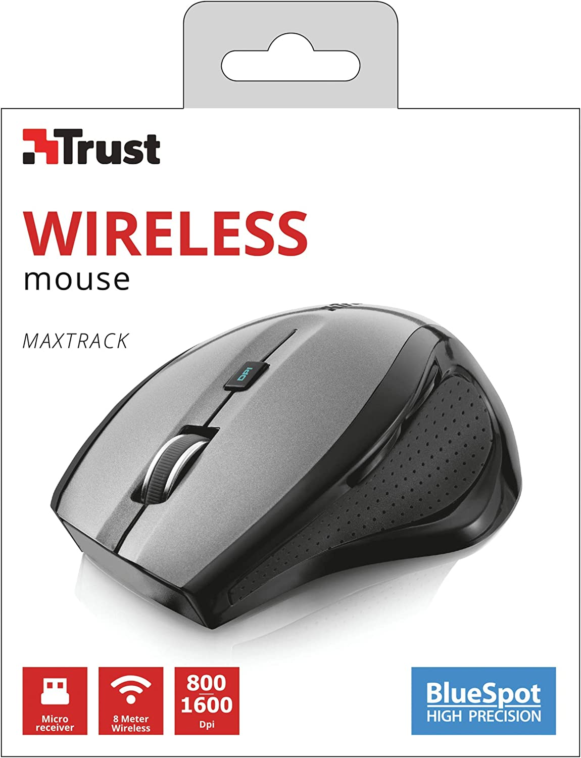 Trust Maxtrack Wireless Mouse