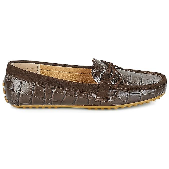 Zapato RALPH LAUREN para Mujer 802 710082 001: Amazon.es: Zapatos y complementos