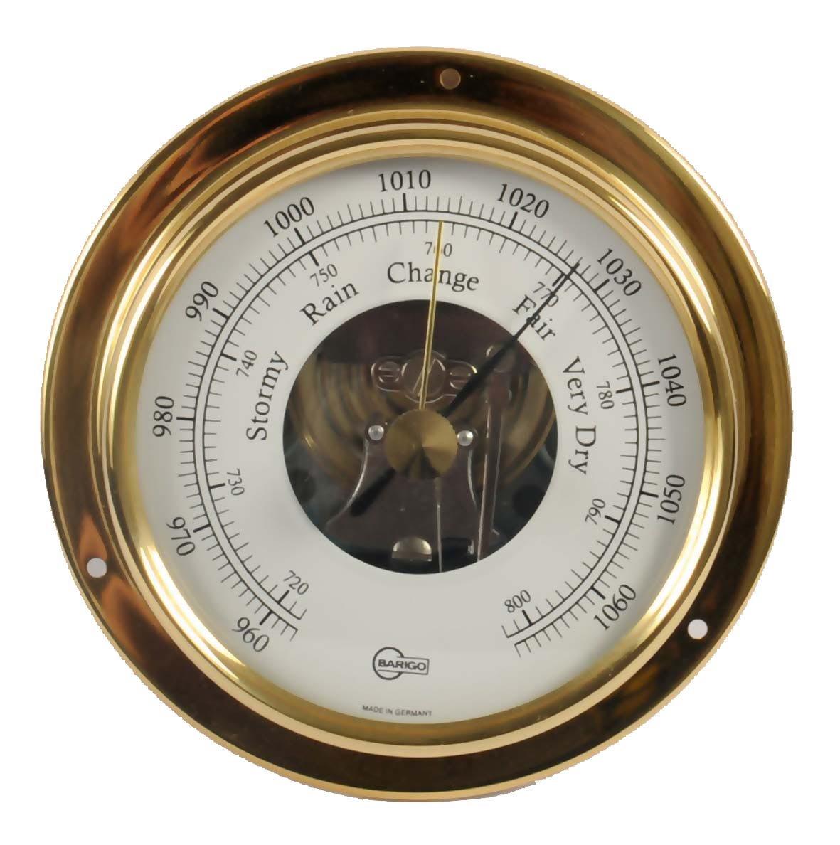 Barigo tempo S ottone barometro 1710
